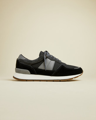 Ted Baker RACOR Leather tonal trainers