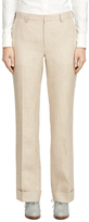Brooks Brothers Linen and Silk Trousers