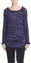 N°21 Women's N?21 Marled Knit Sweater