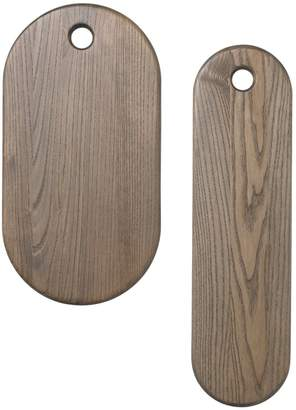 ferm LIVING Stage Set Of Two Cutting Boards