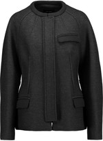 Isabel Marant Fenton striped wool-blend jacket