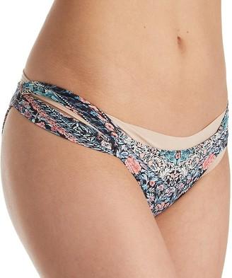 O'Neill Women's Porter Tab Side Bikini Bottom Swimsuit