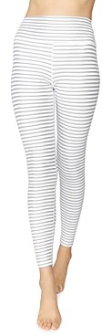 Spiritual Gangster Striped Leggings