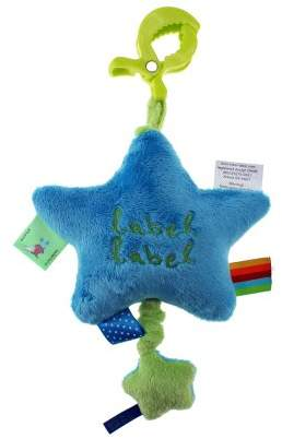 Label Label LL-ST1172 Musical Pull-String Educational Toy Blue / Green
