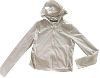 Nike Grey Jacket for Women