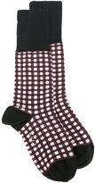 Marni square print socks