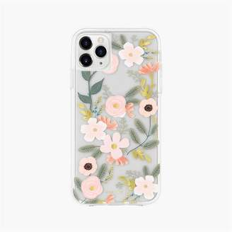 Rifle Paper Co. Rifle iPhone 11 Pro Case Clear Wildflowers