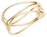 Nadri Crystal-Embellished Hinge Bracelet