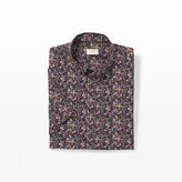 Club Monaco Slim Short-Sleeve Bud Shirt