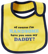 Carter's Baby Boy Handsome Bib
