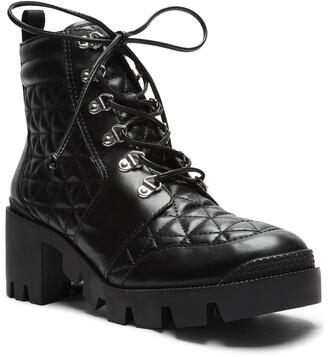 Schutz Cory Lace-Up Boot