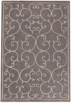 Annapurna MAT 5-Foot 6-Inch x 7-Foot 10-Inch Accent Rug in Grey
