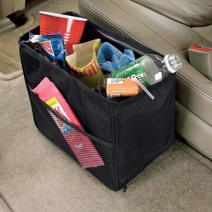 Container Store Floor Litterbag XL Black
