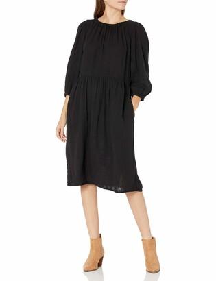 Velvet by Graham & Spencer Women's Uma Gauze Poet Dress