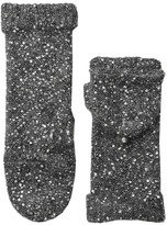 Kate Spade Allover Sequin Pop Top Mitten