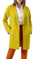 Hobbs Ada Coat, Mimosa