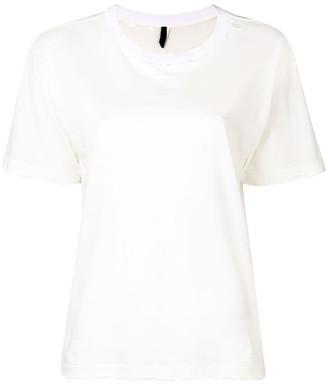 Unravel Project basic T-shirt