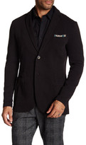Mason Two Button Notch Lapel Relaxed Jacket