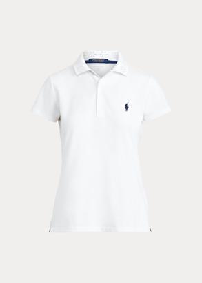 Ralph Lauren Eyelet Golf Polo Shirt