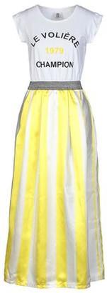 LE VOLIERE Long dress