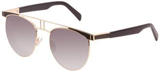 Balmain 54mm Bridge Sunglasses