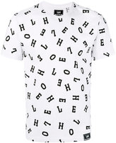 House of Holland letter print T-shirt - men - Cotton - S