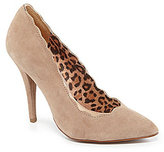 Betsey Johnson Aavery Suede Pumps