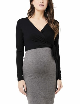 Ripe Maternity Women's Long Sleeve Tee Nursing