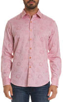 Robert Graham Men's Gilberts Classic Fit Jacquard Sport Shirt