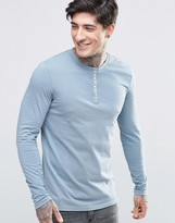 Minimum Long Sleeve Henley