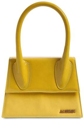 Jacquemus LE GRAND DEGRADE SUEDE LEATHER BAG