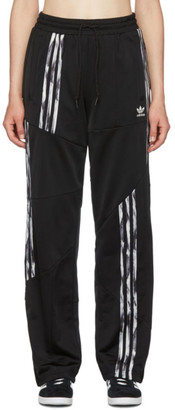 adidas by Danielle Cathari Black Firebird Track Pants