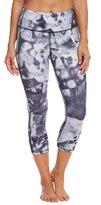Lucy Women's Printed Perfect Core Capri Legging 8154815