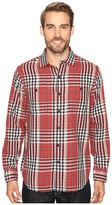 Tommy Bahama Parana Plaid Long Sleeve Woven Shirt