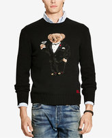 Polo Ralph Lauren Men's Polo Bear Crew Neck Sweater