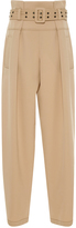 Emilio Pucci High Waisted Belted Pants