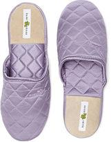 Kumi Kookoon Silk Slippers, Lavender