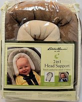 Eddie Bauer Eddie Bauer® 2-in-1 Head Support - Chocolate