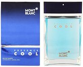 Montblanc Mont Blanc Presence Cool Eau De Toilette Spray - 50ml/1.7oz