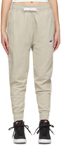 Thumbnail for your product : Nike Grey Sportswear Lounge Pants