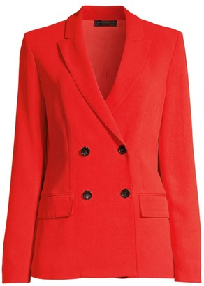 Donna Karan Double-Breasted Jacket