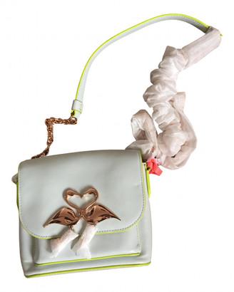 Sophia Webster Blue Leather Handbags