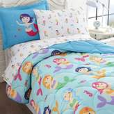 Olive Kids Mermaids 5-Piece Twin Bedding Set in Blue