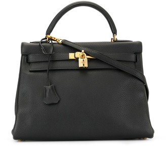 Hermes 1996 pre-owned Kelly Retourne 32 tote