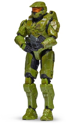 Halo 4 World of Master Chief with Assault Rifle