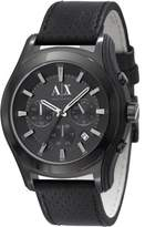 Giorgio Armani Exchange Perforated Dial Men's watch #AX2073