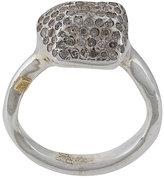 Rosa Maria single stone embellished ring
