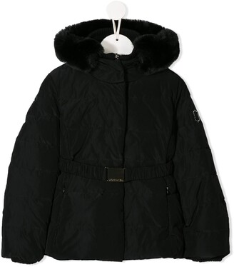 MonnaLisa Hooded Puffer Jacket