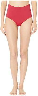 L-Space Portia Bottoms (Strawberry) Women's Swimwear