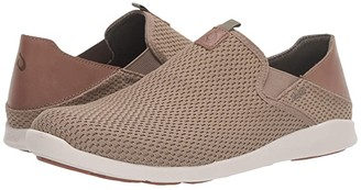 OluKai 'Alapa (Mustang/Dusty Olive) Men's Shoes